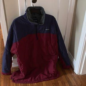 Lands End unisex Fleece-Lined Jacket
